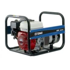 HX 3000 SDMO Benzin Stromerzeuger 230 V 3,0 kW Sommeraktion-HX 3000-20