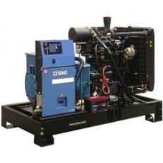 SDMO Stromerzeuger J 110 K offen 110 kVA John Deere Motor mit Zusatzausstattung / Automatikpaket etc-j110offen-20