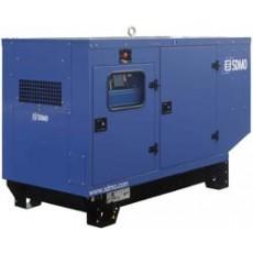 SDMO Stromerzeuger J 110 K schallisoliert 110 kVA John Deere Motor mit Zusatzausstattung / Automatikpaket etc-j110schalliso-20