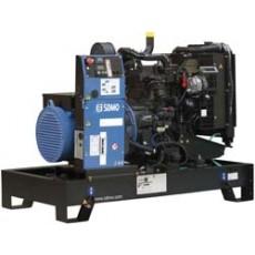 SDMO Stromerzeuger J 44 offen 44 kVA John Deere Motor mit Zusatzausstattung / Automatikpaket etc-j44offen-20