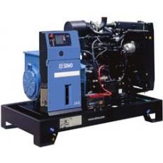 SDMO Stromerzeuger J 66 offen 66 kVA John Deere Motor mit Zusatzausstattung / Automatikpaket etc-j66offen-20