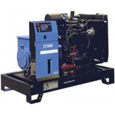 SDMO Stromerzeuger J 88 offen 88 kVA John Deere Motor mit Zusatzausstattung / Automatikpaket etc-j88offen-20