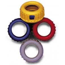 Manometer-Schutzkappe rot 63 mm Schweisskraft 1700047-1700047-20