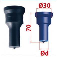Rundstempel Nr.2 Ø 19 mm Rundstempel für Mubea Lochstanzen Art.-Nr. 3889319,0-3889319,0-20