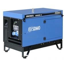 DIESEL 10000 E SILENCE SDMO Stromerzeuger-DIESEL10000E SILENCE-20