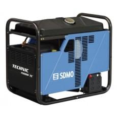 Technic 15000 TE SDMO Stromerzeuger Aktion mit Mobilverteiler-Technic 15000 TE-20