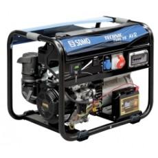 TECHNIC 7500 TE AVR M SDMO Stromerzeuger mit Notstromautomatik-Technic7500teavrmverso-20