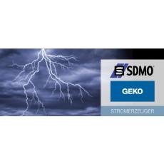 Diesel 6000 E XL C M SDMO Stromerzeuger 230 V mit Modys Steuerung-Diesel6000EXLCM-20