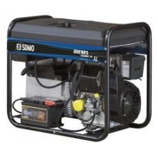 SDMO Stromerzeuger Diesel 15000 E XL C