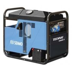 Technic 10000 E AVR SDMO Stromerzeuger 230 V 10,0 kW-Technic10000EAVR-20