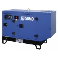 XP-T16K Alize SDMO Diesel Stromerzeuger 230/ 400 V 16 kVA 12,8 kW-XPT16K-20