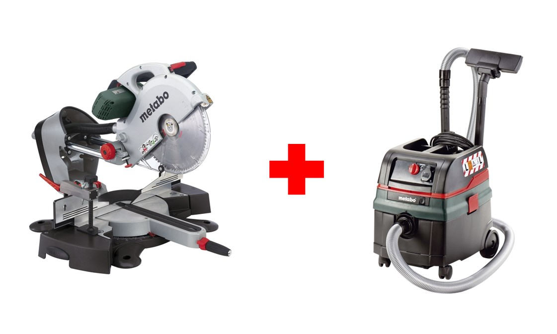 metabo kapp gehrungss ge kgs 315 plus mit allessauger asr 25 l sc ebay. Black Bedroom Furniture Sets. Home Design Ideas