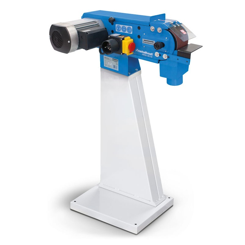 Metallkraft Unterbau MBSM 100-130 für Metallbandschleifmaschinen