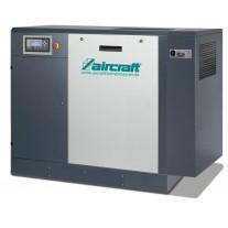 A-PLUS 22-10 K (IE3) Schraubenkompressor mit Rippenbandriemenantrieb u. Kältetrockner AIRCRAFT 2093444