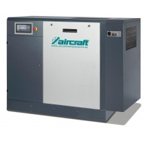 A-PLUS 22-13 K (IE3) Schraubenkompressor mit Rippenbandriemenantrieb u. Kältetrockner AIRCRAFT 2093446