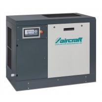 A-PLUS 22-10 VS K (IE3) Schraubenkompressor m Rippenbandriemenantrieb, Frequenzregelung, Kältetrockner AIRCRAFT 2093544