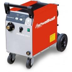 MIG/MAG Schweißgerät PRO-MAG 250-2 SETSchweisskraft 1080123set-1080125SET-20
