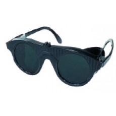 Nylonschutzbrille splitterfrei farblos VE=10-1600400-20