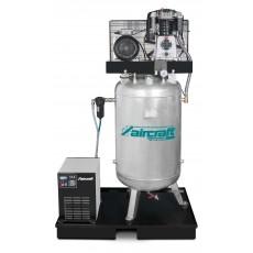 AIRPROFI 1253/270/10 VK Stationärer Kolbenkompressor mit Kältetrockner Aircraft Art.-Nr. 2025012K-2025012K-20