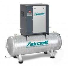 A-MICRO 4.0-10-200 (IE3) Schraubenkompressor mit Rippenbandriemenantrieb AIRCRAFT 2091614-S-2091614-S-20