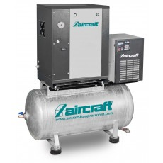 A-MICRO SE 4.0-08-200 K (IE3) Schraubenkompressor mit Kältetrockner AIRCRAFT 2091652-2091652-20