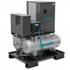A-DUO-MICRO SE 4.0-08 2x100 KK Schraubenkompressor mit Kältetrockner u. Kondensatableiter AIRCRAFT 2091682 Druckluft-Zentrale-2091682-20
