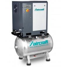A-PLUS 11-10-500 (IE3) Schraubenkompressor mit Rippenbandriemenantrieb AIRCRAFT 2092434-2092434-20