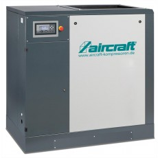 A-PLUS 38-08 K VS (IE3) Riemengetriebener Schraubenkompressor (Bodeninstallation mit Frequenzregelung und angebautem Kältetrockner) Art.-Nr. 2093942-2093942-20