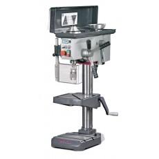 OPTIdrill B 28 HV Säulenbohrmaschine Set mit BMS 120 Optimum 3020285SET-3020285SET-20