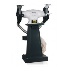 OPTIgrind GZ 20DD Doppelschleifmaschine Aktionsset Optimum 3091040 GZ20DD-3091040A-20
