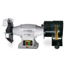 OPTIgrind GZ 20C Kombischleifmaschine Aktionsset Optimum 3091070 GZ20C-3091070A-20