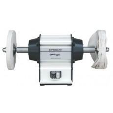 OPTIpolish GU 20P (230 V) Poliermaschine Optimum 3101540 GU20P-3101540-20
