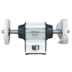 OPTIpolish GU 20P (400 V) Poliermaschine Optimum 3101545 GU20P-3101545-20