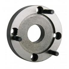 Futterflansch 125mm D240/280 3 Bohrungen 3441312-3441312-20