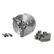 Dreibackendrehfutter ø 160 mm Camlock DIN ISO 702-2 Nr. 4 zentrisch spannend Art.-Nr. 3442761-3442761-20