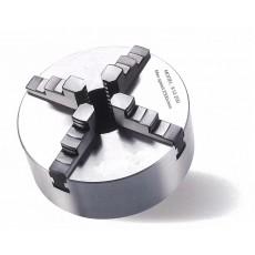 Vierbackendrehfutter Ø 200 mm Camlock DIN ISO 702-2 Nr. 5 einzeln Vierbackendrehfutter einzeln spannnd Art.-Nr. 3442880-3442880-20