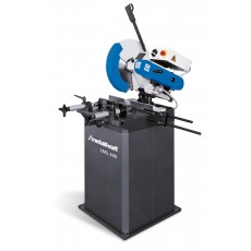 LMS 400 Leichtmetallkreissäge SONDERAKTION Sägeblatt + Unterbau + Kühlmittel Metallkraft 3625400SET-3625400SET-20