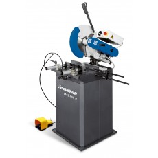 LMS 400 P Leichtmetallkreissäge SONDERAKTION Sägeblatt + Unterbau + Kühlmittel Metallkraft 3625402SET-3625402SET-20
