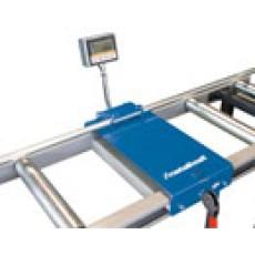Rollenbahn MRB LC-E 2 Meter mit Längsanschlag/Mess-System-3662420-20
