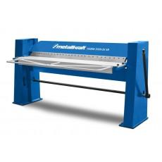 HSBM 2020-20 SB manuelle Schwenkbiegemaschine Metallkraft Art.-Nr. 3772920-3772920-20