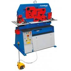 HPS 40S Kombinierte hydraulische Profilstahlschere Lochstanze Metallkraft 3819040-3819040-20