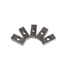 Schneidplattenset KE 10 (VE 5) indexable carbide insert 5pcs.-3991100-20