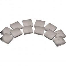 Schneidplattenset (12 Stück) Zubehör für KE 16-2 Art.-Nr. 3991606-3991606-20