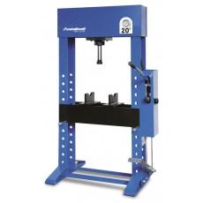 WPP 20 BK Hydraulische Werkstattpresse Metallkraft 4002020 WPP20BK-4002020-20