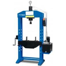 WPP 50 M hydraulische Werkstattpresse Metallkraft 4003050 WPP50M-4003050-20