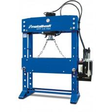 WPP 100 MBK hydraulische Werkstattpresse Metallkraft 4012100-4012100-20