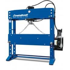 WPP 100 MBK D 1500 hydraulische Werkstattpresse Metallkraft 4012101-4012101-20