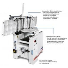 FS 41 elite S Tersa Digital Abricht-Dickenhobelmaschinen Holzkraft Art.-Nr. 5503440-5503440-20
