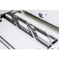 Spiralmesserwelle 15 x 15 x 2,5 mm, 410 mm Spiralmesserwelle Art.-Nr. 5510433-5510433-20