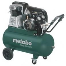 Metabo Kompressor Mega 550-90 D 60154000 Sonderaktion inkl. LPZ 7 Zubehör-Set-60154000-20